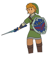 Link Vector by pikmin789