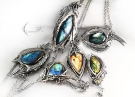 LunarieenUK ( necklaces ) by LUNARIEEN