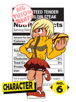 Guaranteed Tender Top Sirloin Steak by Combotron-Robot