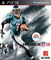 Madden 12 Mike Vick by MattBizzle2k10