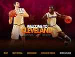 Cavs.com Draft Splash by DraftPick