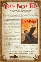 Harry Potter Event - Ad: 3 by eriney