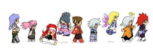 Trails of Symphonia by OutlawSiS