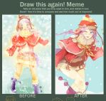 Meme Before And After by Niaems