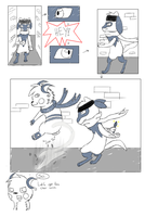 :PMDU June Tasks: Page 2 - Catch the Riolu by IronMeow