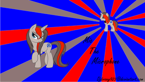 Mic the Microphone wallpaper by Djbrony923