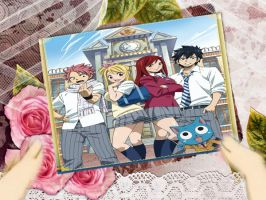 Fairy Tail Album by LilyRose98