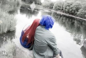 Lovey dovey by SCARLET-COSPLAY