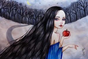 Snow White by BlackFurya