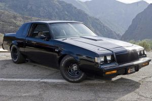 Fast And The Furious GNX by Beowulf-BX