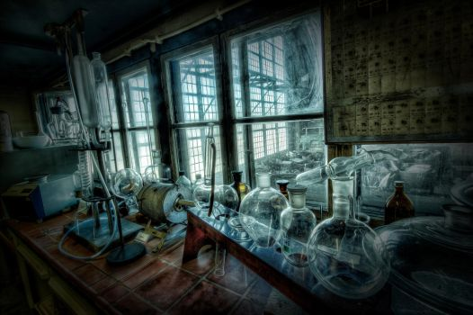Laboratory by IndependentlyConceal