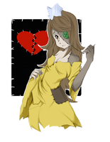AT Raggedy princess by punipaws