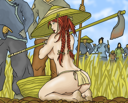 A Slave to the Serfs by ColorCopyCenter