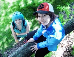 Avoiding the tall grass by QPUPcosplay