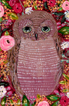 FlowerOwl by silenoswithaleopard