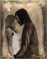 Severus and Lily by TheSunsetrider