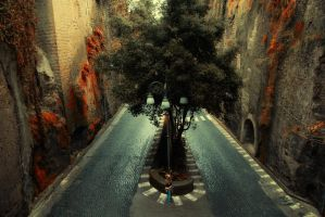 Streets of Italy by INVIV0