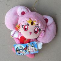 SMS Chibimoon Plush by SakkysSailormoonToys