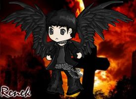 Chibi Renek :3 by TheDeathGirl