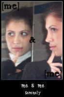 I _ The Mirror: Me and Me by serenely