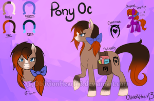 OC ref by OblivionHeart13
