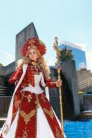 Caterina Trinity Blood by JHartDesigns