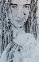 Dreadlock Guy WIP #4 by JacJavJac