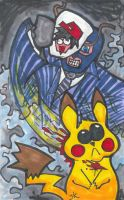 Pikachu must DIE vote for Spy by KrewL-RaiN