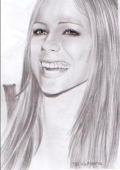 Avril Lavigne 2 by AngelAvril