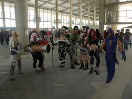 LoL Cosplay Jerez 2011 - 10 by Ragamuffyn
