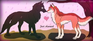 Just Married by TheSinistersAct