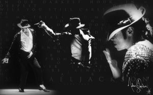 Michael Jackson tribute wall06 by frey84