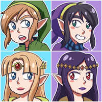 a link between icons by Pirra