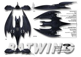 Batwing - Batman forever by Paul-Muad-Dib