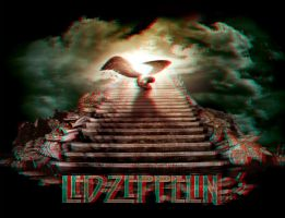 Led Zeppelin 3-D conversion by MVRamsey