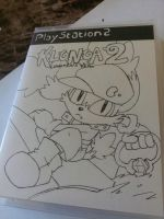 .:Custom:. Phantomized Klonoa 2 by SEGAMew