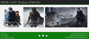 Middle-Earth: Shadow of Mordor - Icon by Crussong