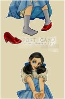 Wizard of Oz-Dorothy by koenta