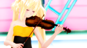 [MMD] Second - Amiko [SUGOLOID] by 0Lyra
