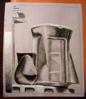 Drawing1 Class.  Gray Paper by flufdrax