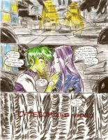 Page fromTT Comic num.6 by greeenDudE