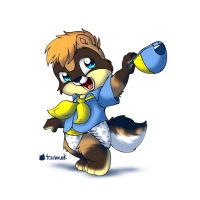 Kitcoon Munkified by Tavi-Munk