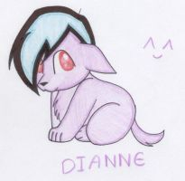 She has her daddy's eyes :3 by SoulieReborn