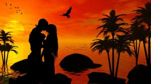 Sunset Love by Jassy2012