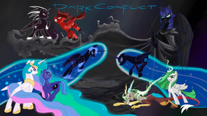 DARK CONFLICT Chapter 8 by SixSamMaster