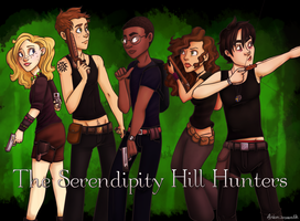 The Serendipity Hill Hunters by Artemismoon12
