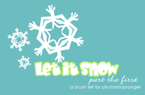 Let it Snow-Part the First by photoshopranger