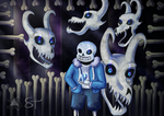You are going to have a bad time +COLLAB+ by LastKrystalDragon