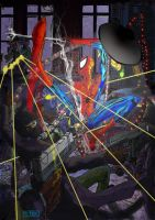 Spider-man: Spot Doc Ock by Penners
