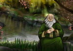 Uncle Iroh by Purple-Twilek
